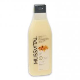Gel avena Essentials Hipoalergénico Mussvital 750 ml.