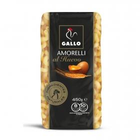 Amorelli al huevo Gallo 500 g.