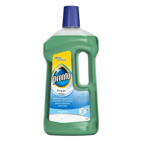 Limpiador jabonoso para superficies delicadas Pronto 750 ml.