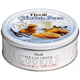 Galletas danesas Tivoli sin gluten 142 g.