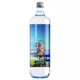 Agua mineral sin gas Cabreiroa 1,5 l.