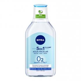 Agua Micelar piel normal Nivea 400 ml.