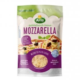 Queso rallado mozzarella Arla 150 g.