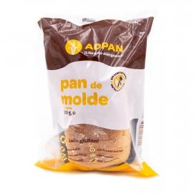 Pan de molde Adpan sin gluten 310 g.