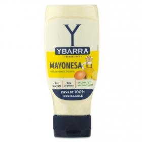 Mayonesa Ybarra sin gluten y sin lactosa envase 400 ml.