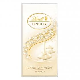 Chocolate blanco cremoso Lindt Lindor 100 g.