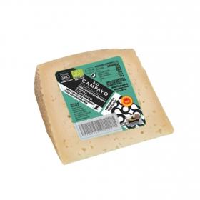 Queso semicurado D.O Manchego ecológico Campayo 200 g