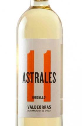 Astrales Blanco 2011