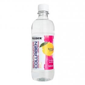 Agua de colageno Beauty Weider 500 ml.