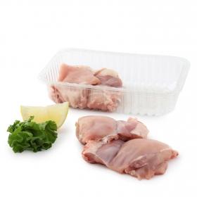 Contramuslo de pollo fileteado Carrefour 500 g aprox