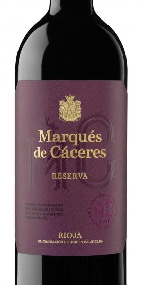 Marqués De Cáceres Tinto Reserva