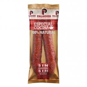 Chorizo de primera especial cocina Palacios 225 g.