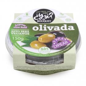 Olivada untable vegetal 150 g