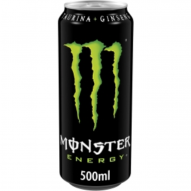 Bebida energética Monster Green 50 cl.