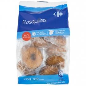 Rosquillas Carrefour 250 g.