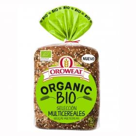 Pan con multicereales ecológico Oroweat 400 g.
