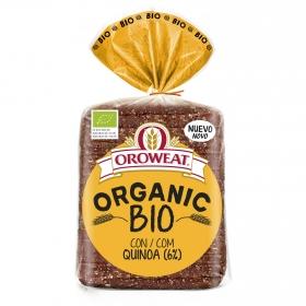 Pan de quinoa y trigo de espelta ecológico Oroweat 400 g.