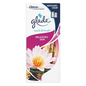 Recambio de ambientador un toque Relaxing Zen Glade 10 ml.
