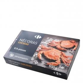 Nécoras cocidas Carrefour 500 g.