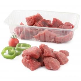 Troceada de carne de Añojo para guisar Carrefour Calidad y Origen 300 g aprox