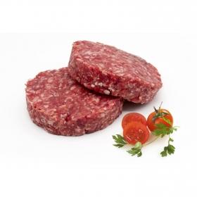 Hamburguesas de Añojo Carrefour Calidad y Origen 240 g