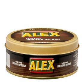 Cera para madera oscura Alex 250 ml.