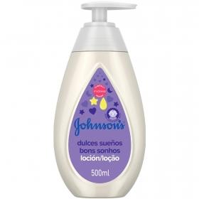 Crema corporal Dulces Sueños Johnson's 500 ml.