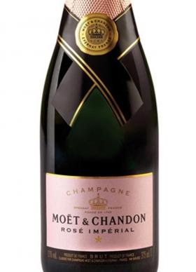 Moët & Chandon Rose Imperial Champagne