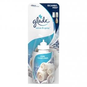 Ambientador automático recambio Pure Clean Linen Glade 18 ml.
