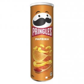 Aperitivo de patata sabor paprika Pringles 200 g.