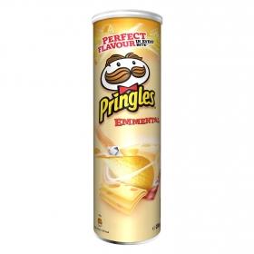 Aperitivo de patata sabor queso emmental Pringles 200 g.