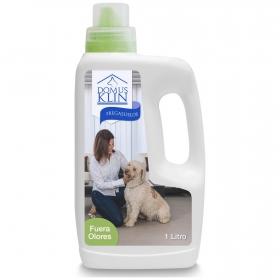 Fregasuelos elimina olores de mascotas Domus Klin 1 l.