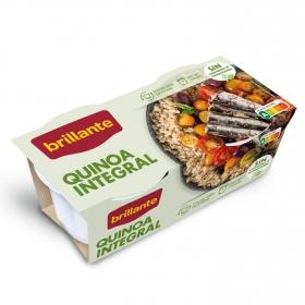 Quinoa integral Brillante pack de 2 ud. de 125 g.