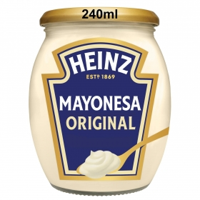 Mayonesa Heinz tarro 240 ml.