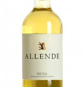 Allende Blanco Fermentado En Barrica