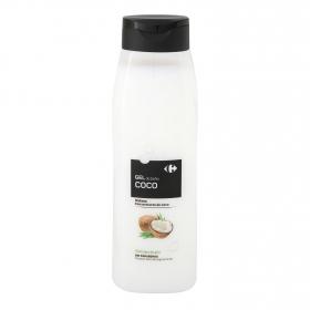 Gel de ducha Hidratante Coco Carrefour 750 ml.