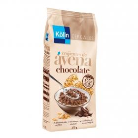 Cereales de avena y chocolate Kölln 375 g.