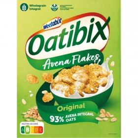 Cereales integrales de avena Oatibix Weetabix 550 g.