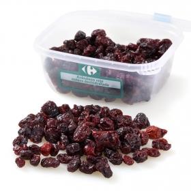 Arandanos rojos deshidratados Carrefour tarrina 200 g