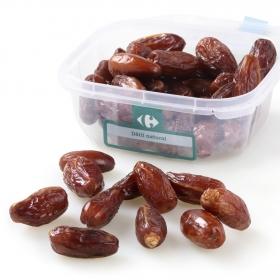 Datil natural Carrefour tarrina 300 g