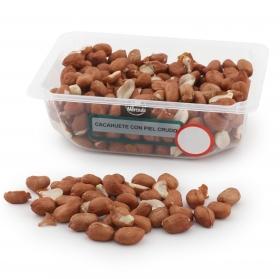Cacahuete piel crudo Carrefour tarrina 275 g
