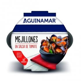 Mejillón con tomate Aguinamar 500 g