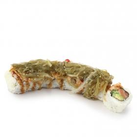Wakame salmon roll Sushi Daily