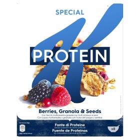Cereales con frutos del bosque Proteín Special K Kellogg's 320 g.