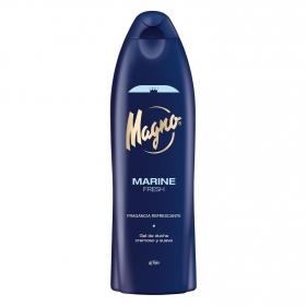 Gel de ducha marine Magno 550 ml.