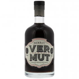 Vermut Siderit rojo 75 cl.