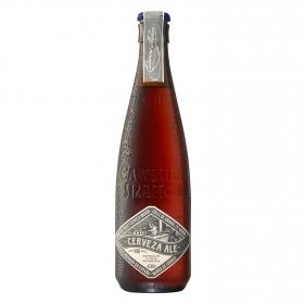 Cerveza artesana Casimiro Mahou Jacometrezo Ale botella 37,5 cl.