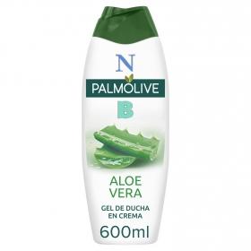 Gel de ducha aloe vera NB Palmolive 600 ml.