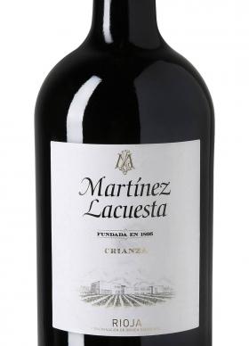 Martinez Lacuesta Tinto 2016