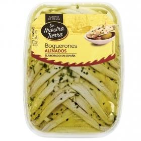 Boquerón en vinagre aliñado con aceite de oliva 100 g